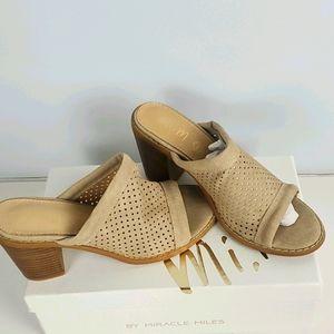 Mi.iM open toe shoes